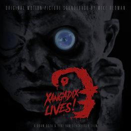 XANGADIX LIVES! the original motion picture soundtrack on vinyl